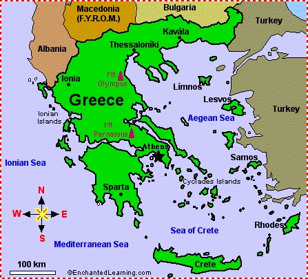 Origjpg - Where is athens located
